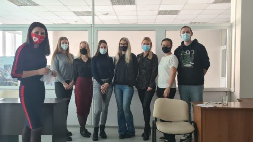 ECOfriends организовал Offline площадку для проведения Всероссийского Экологического диктанта