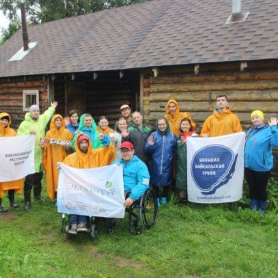 Проект ECOfriends побывал в Байкальском государственном природном биосферном заповеднике.