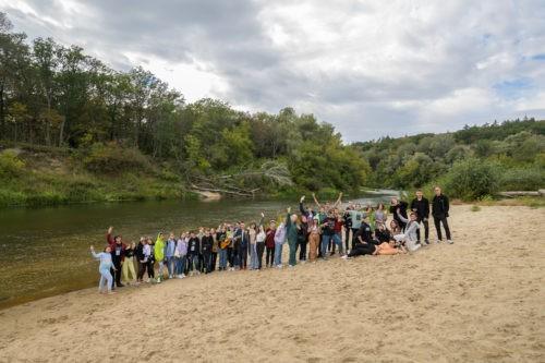 В Саратовской области прошел первый этап школьного Экологического Форума.